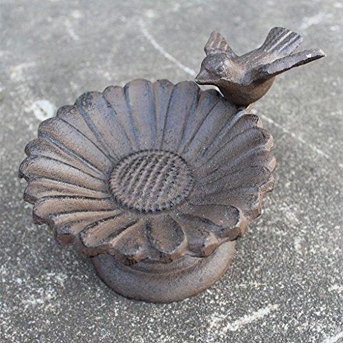CKH kunsthandwerk van gietijzer, Europese, decoratieve vogel, asbak, creatieve persoonlijkheid, huisdecoratie