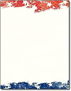 Printable Patriotic Paper