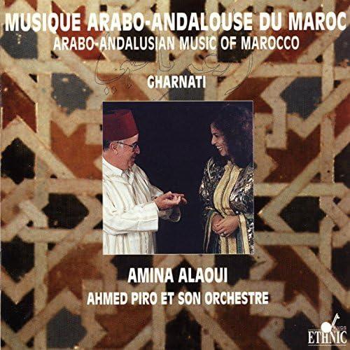 Amina Alaoui, Ahmed Piro