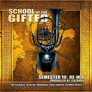 Semester III : Remix