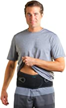 Aspen Lumbar Support Back Brace, Low Profile Aspen Lumbar Support Back Brace Women Yet Durable Aspen Lumbar Support Back Brace for Men, Back Brace for Back Pain, Injury Recovery or Prevention, X-Large