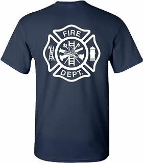 Patriot Apparel Firefighter T-Shirt Maltese Cross