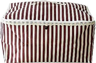 Pinghub sous le lit Stockage Grands sacs de rangement Vêtements Sacs de rangement Vêtements Sacs de stockage pour stockage...