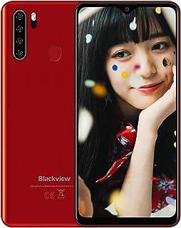 Blackview A80Pro スマートフォン本体 4G スマホ本体 simフリー 6.49インチ 1300万画素+800万画素カメラ 4680mAh 4GB RAM + 64GB ROM Android 9 端末 携帯電話 技適認証済み 1...