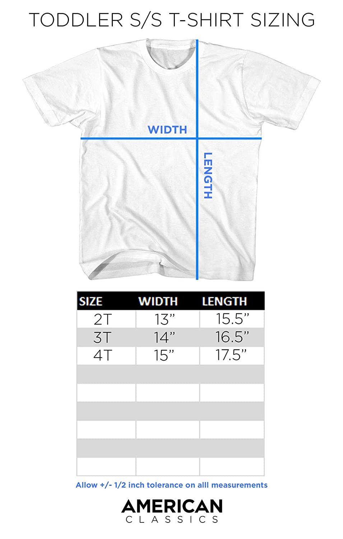 American Classics Styx Youth T-Shirt Tour 81