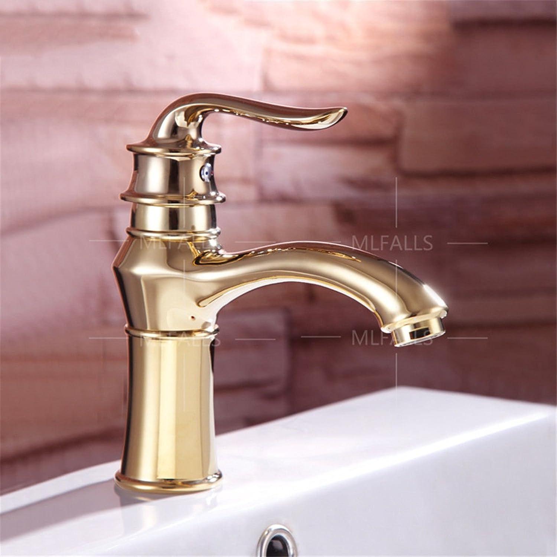 Lvsede Bad Wasserhahn Design Küchenarmatur Niederdruck Zirkonierte Kurze Kalt- Und Warmwasser-Waschtischarmatur G2372