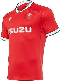 男子ラグビーシャツ20-21ウェールズラグビーウェア,ウェールズラグビージャージ,スポーツウェアジムコンフォートベストtシャツ(s-5xl)