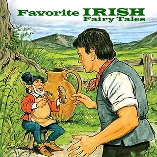 Favorite Irish Fairy Tales audiobook cover art