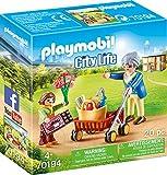 Playmobil 70194 City Life Oma mit Rollator, ab 4 Jahren, bunt, one Size