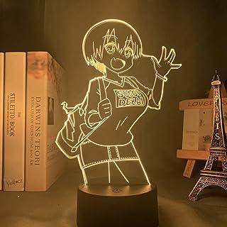 Anime Waifu Mai Sakurajima LED Veilleuse Pour Chambre Décor Mai Lumière Cadeau,Ami Sakurajima Lapin Fille Lampe à LED Anim...