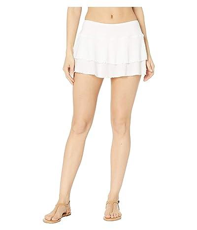 Body Glove Smoothies Lambada Skirt (Snow) Women