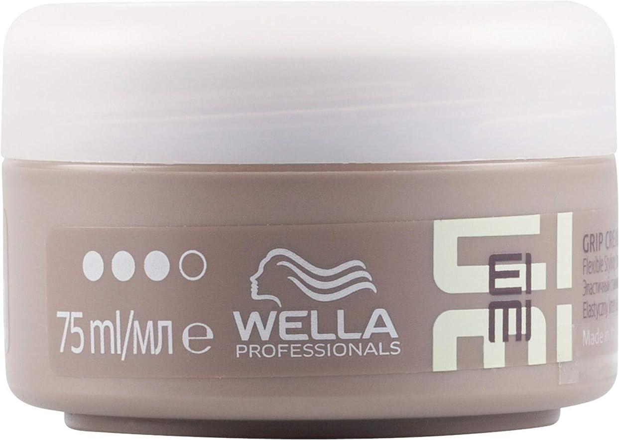 防水魂それにもかかわらずウエラ アイミィ グリップ クリーム Wella EIMI Grip Cream 75 ml [並行輸入品]