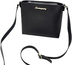 WYTong Women Crossbody Bag, Small Solid Shoulder Bag for Ladies Square Handbag Bag