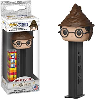 Funko Pop! Pez: Harry Potter - Harry Potter (Sorting Hat) 37241, Multicolor