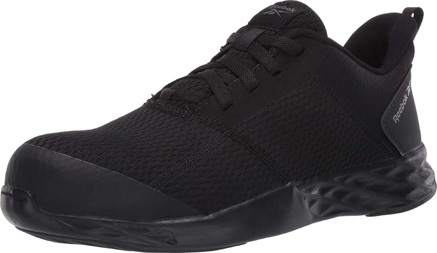 Reebok Work Mens Astroride Strike Composite Toe ESD Shoes Casual Work & Safety Shoe