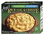 Amy's Macaroni & Cheese, Gluten & Dairy Free, 8 oz (Frozen)