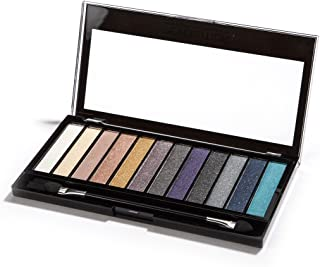 Makeup Revolution London Day to Night Redemption Palette Essential, Multi-Color, 14g