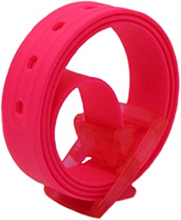 silicone rubber belt