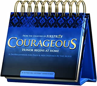 Courageous- 365 Day Perpetual Calendar
