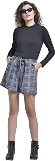 Martini Women's Loose Fit Cotton Shorts