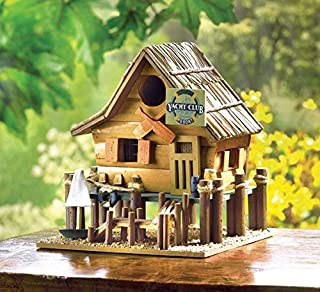 nautical themed birdhouses