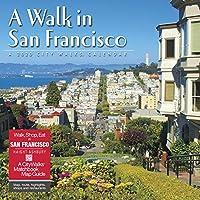 A Walk in San Francisco 2020 Calendar: Includes a Citywalks Matchbook Map Guide