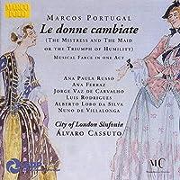 ポルトガル:歌劇「移り気な女たち」