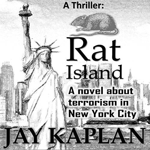 Rat Island audiobook cover art