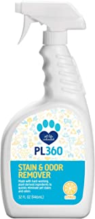 PL360 Pet Stain & Odor Remover, 32 Ounces, 4 Pack