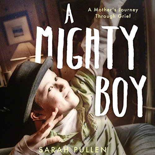 A Mighty Boy audiobook cover art