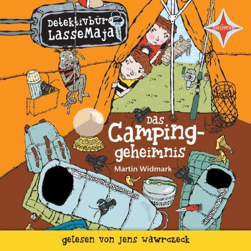 Das Campinggeheimnis Titelbild