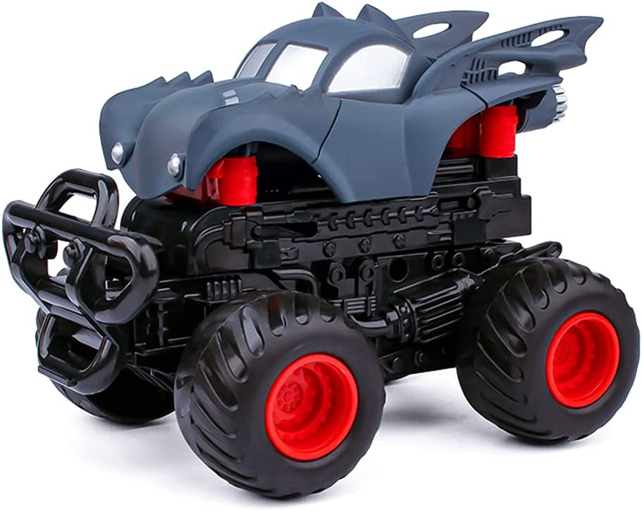 Inertia-Stunt Bounce Don't miss the campaign Deformation Car Model Off Road Vehicle Genuine