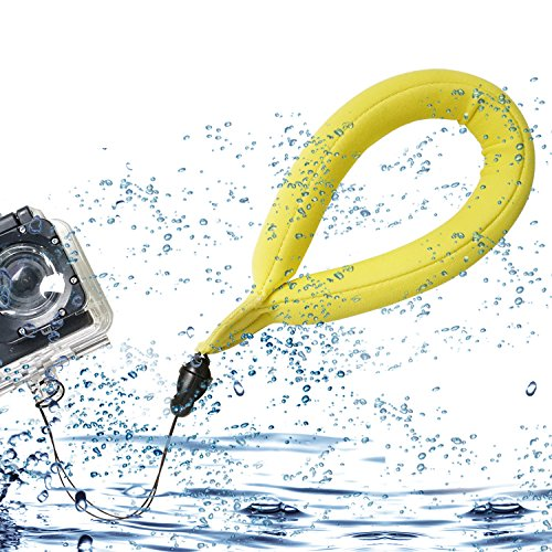 Waterproof Camera Float,Ourlife Floating Wristband for Underwater Camera