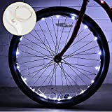 DIMY Spoke Lights for Bike Wheels Kids, Bicycle Lights for Wheels Bike...