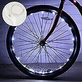 DIMY Spoke Lights for Bike Wheels Kids, Bicycle Lights for Wheels Bike...