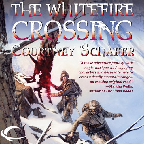 The Whitefire Crossing cover art