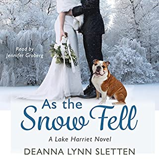 As the Snow Fell     A Lake Harriet Novel              By:                                                                                                                                 Deanna Lynn Sletten                               Narrated by:                                                                                                                                 Jennifer Groberg                      Length: 7 hrs and 4 mins     Not rated yet     Overall 0.0