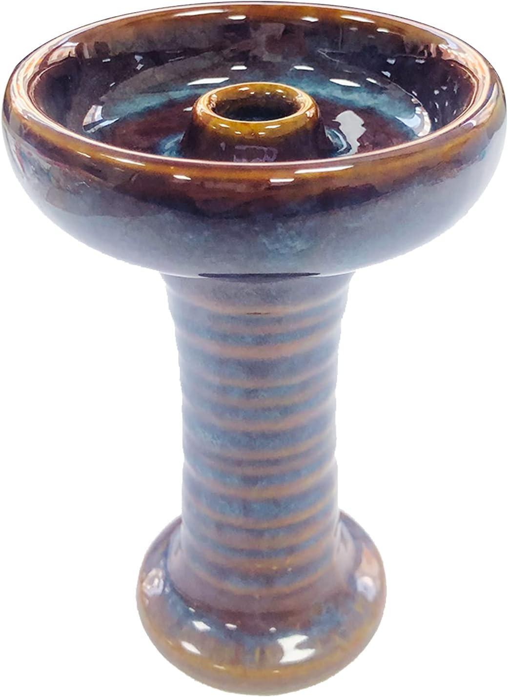 Catelves Cabezal para cachimba (azul).