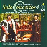 Concerto for Harpsichord Flute & Violin