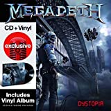Dystopia (CD + Vinyl Redemption Code) by Megadeth