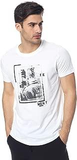 Bodytalk Sports T-Shirt for Men - White