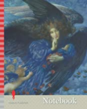 Notebook: Night with her Train of Stars, 1912 The painting's title is derived from W. E Henley's (1849-1903) poem 'Margari...