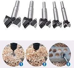 LOadSEcr'Home Improvement Tools 16-50mm Diameter Carbide Alloy Drill Bit Hole Saw Woodworking Metal Cutting Handyman Tool - 45mm