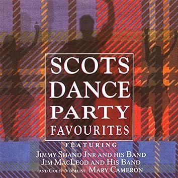 Scots Dance Party Favourites