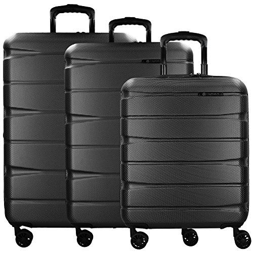 Franky ABS13 4-Rollen Kofferset 3tlg.