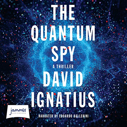 The Quantum Spy cover art