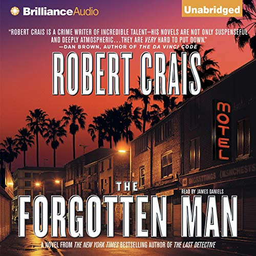 The Forgotten Man audiobook cover art