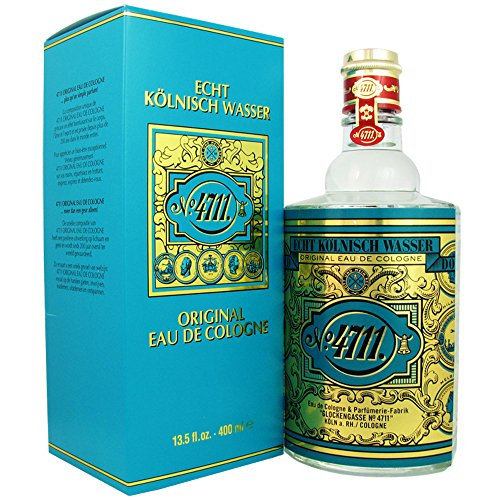 4711 by Muelhens Original Eau de Cologne 13.5 fl oz (400 ml)