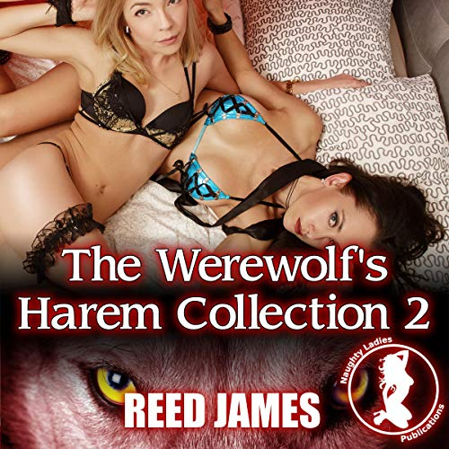 The Werewolf's Harem Collection 2 audiobook cover art
