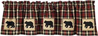 Park Designs Concord Bear Lined Valance, 60 x 14